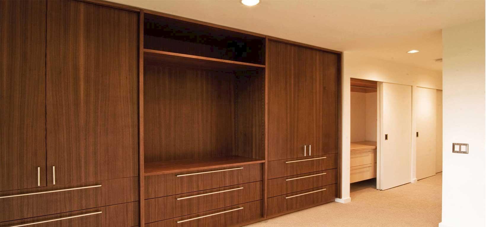Closets roupeiros modernos f brica de m veis por medida for Fabrica de closet